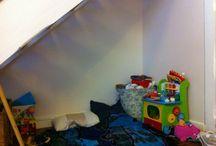 Skutch's Den / Cozy play area