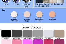 vhodné barvy