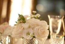 dinner party / intimate reception for newlyweds
