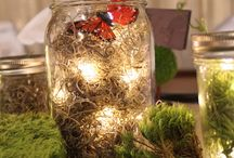 Fairy theme decor