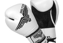 Rękawice bokserskie / Oferowane rękawice bokserskie pochodzą od renomowanych producentów, którzy przez lata doprowadzili procesy produkcyjne do perfekcji.