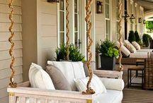 Tuinen veranda's