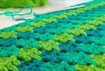 Hekling Crochet / Hekle modeller og teknikker