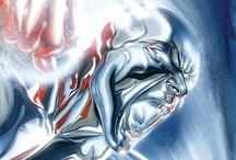 Marvel Heroes - Silver Surfer