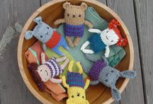 baby knitting projects