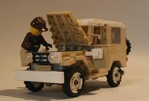 Lego Cruiser