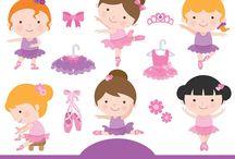 Dibujos Ballet