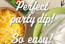 Dip, baby, dip!