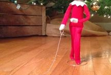 Elf on the shelf / by Ella Skinner