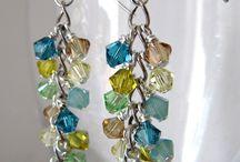 Oorbel Gemstones