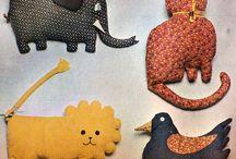 polštářové hračky