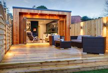 man cave/she shed