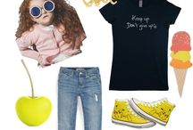 Le Motto Tees for Kids