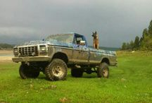 Truck Yeah! / by Kate Robbins