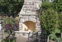 Outdoor Living / Fireplaces, Outdoor Kitchens, Pavilions and fire pits