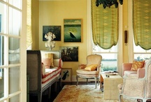 Living Rooms / by Sarah Marie Thigpen