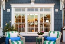 Coastal Cottage / by Terry Farnsworth