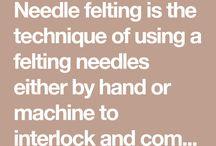 Needlework Topics