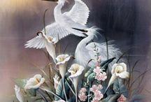 Художник Tan Chun Chiu / Tan Chun Chiu — американский художник китайского происхождения (American artist of Chinese descent).