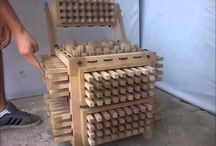 """Work: Tabouret """"Pic & Pac"""""""