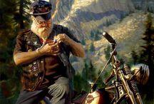 Motocicletas so os melhores