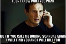 Scandal Addict / I am truly addicted to Scandal!!!