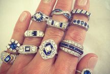 Sultry Sapphires