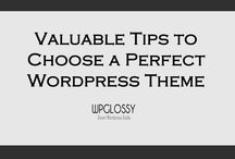 WordPress Tips Tricks / It is an exclusive Pinterest board for WP beginners and users to grab the awesome piece of information related to WordPress.