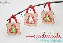 Christmas Ornament Tutes