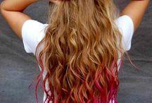 Hair / by bekah bomb