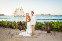 Beach Weddings / Toes in the sand and the sound of seagulls overhead.  For some couples getting married, an elopement onto the beaches of Key West couldn't be more perfect!