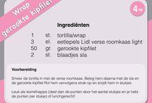 Weight Watchers Recepten / Nederlandse Weight Watchers recepten