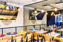 Parisian restaurant & bistrot