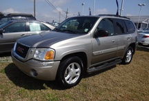 SOLD!! 2002 GMC Envoy / Great SUV at a great price. This fully loaded SUV has passed our safety inspection and is ready for delivery. Looking for an economical SUV with all the luxuries? Look no further my friend.. We are conveniently located at 298 E Howze Beach Rd (I-10 Service Rd AUTO ROW) in Slidell. We are looking forward to earning your business. Come buy from the #1 Hyundai Dealer in customer satisfaction for the entire Country, 2 years in a row. Put us to the test. You won't regret it!