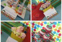 1st Birthday ideas / by Jamie Huffman Blackerby