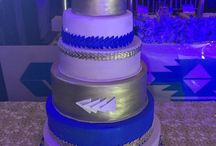 sweet16 cakes / sweet 16 cakes made by Isabellas Creations
