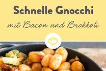 Hauptgericht: Gnocchi