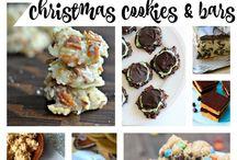 No bake bars/cookies