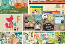 Tjarda Borsboom / Lemonade Illustration Agency / Tjarda Borsboom is represented worldwide by Lemonade Illustration Agency. Lemonade is multi-disciplined Artist Agency representing over 125 leading illustrators. This is just a small selection of images from the illustrator's portfolio.