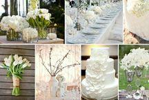 current wedding trend colour palette