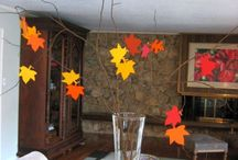Fall activities and crafts