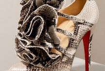 Shoes I Like / Some are practical. Some are fanciful / by Joan Saloomey