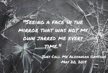Book Quotes for They Call Me Alexandra Gastone