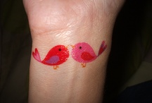 Tattoos / by Kar Peña