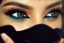 arabian makeup
