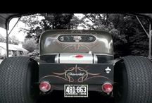 Cars & Other Cool Rides / ♥♥♥♥ / by Vernette Smith