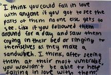 Love Love Love / by Caroline Haigh