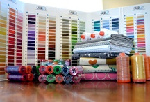 Aurifil / All things aurifil thread .... Best thread in the world !!!!  / by Susan Healey
