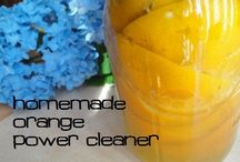 Natural Cleaning / by Jeannette
