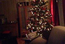 Vårt julehus / Desember huset=jul